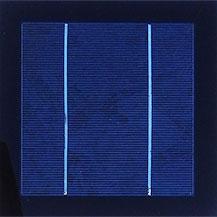 Polykrystallinske solceller