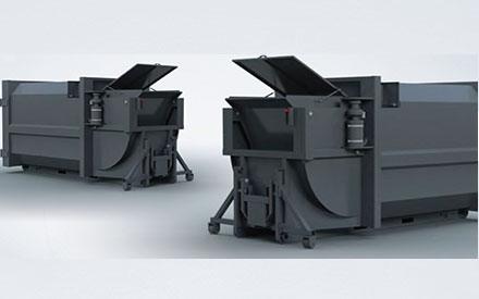 affaldskomprimator